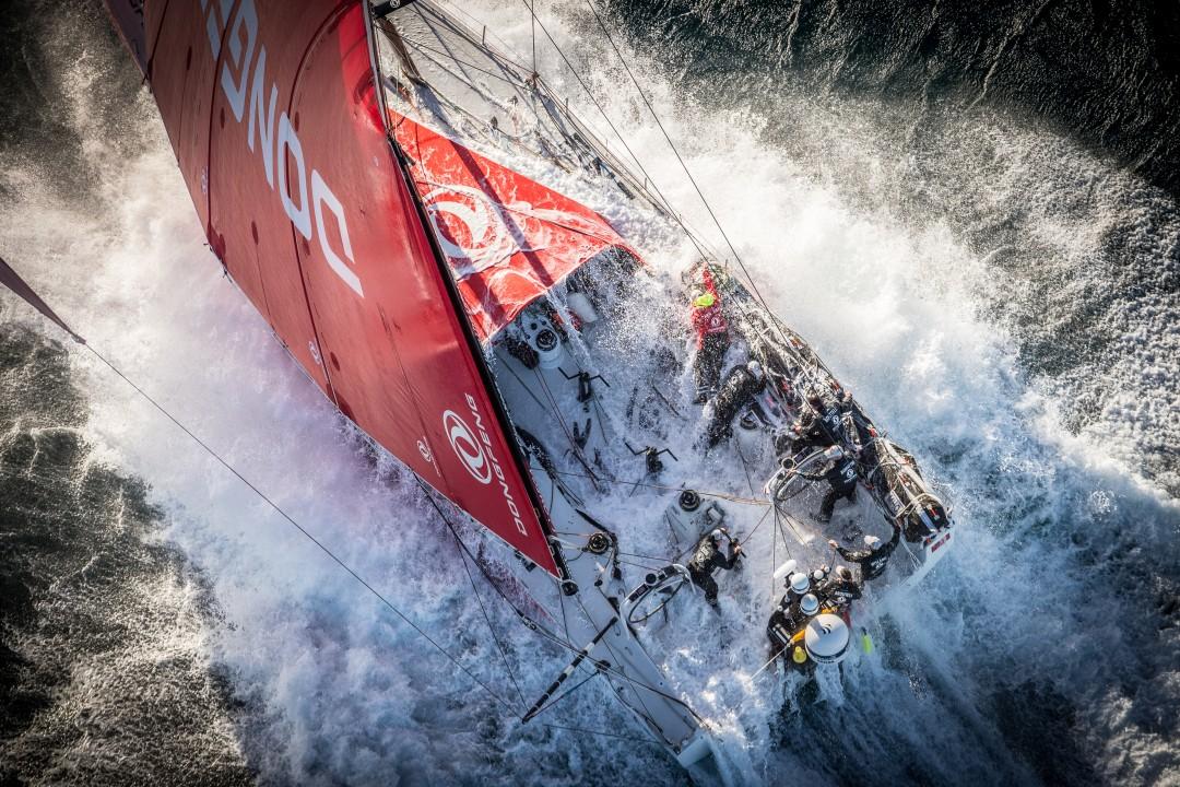 Yacht Racing Forum Award 2018 Eloi STICHELBAUT